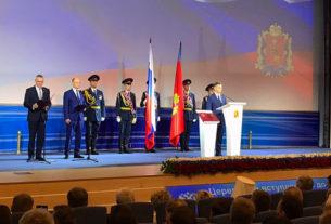Владимир Владимирович Сипягин вступил в должность губернатора Владимирской области