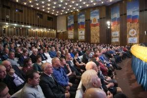 В Суздале прошло торжественное собрание, посвящённое Дню работника сельского хозяйства и перерабатывающей промышленности