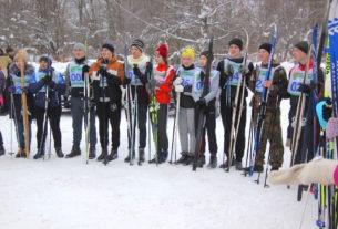 Первомайская лыжня