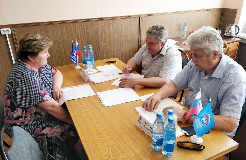 Жители Селивановского района обратились к «Единой России» за помощью в газификации