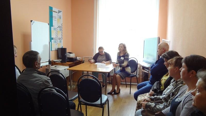 Ярмарка вакансий  для ООО «Красногорбатское»