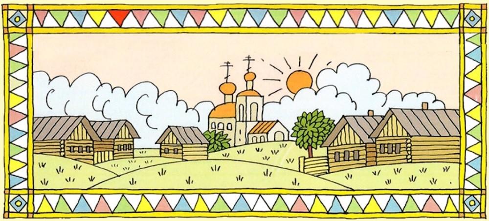 Самую красивую деревню назовут в октябре