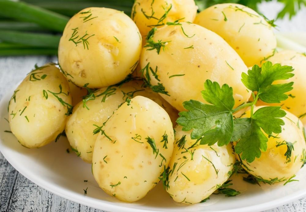 продам свежий картофель крупный и мелкий