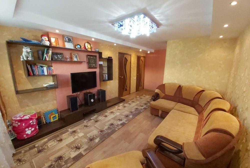Продам 2-х комнатную квартиру с евро ремонтом, мебелью и техникой в д. Новлянка