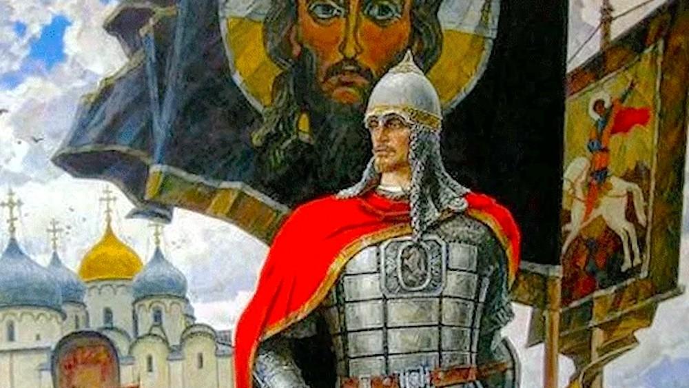 Александр Невский - слава, дух и имя России