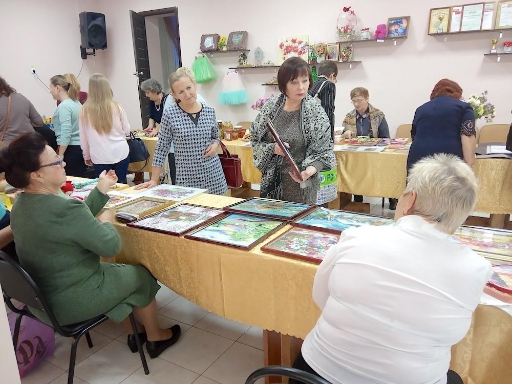 Семинар в Волосатовском Доме культуры