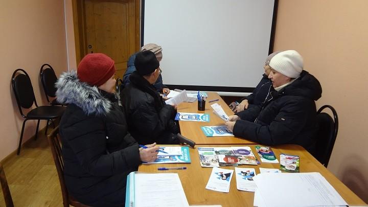 Декада инвалидов в Селивановском районе