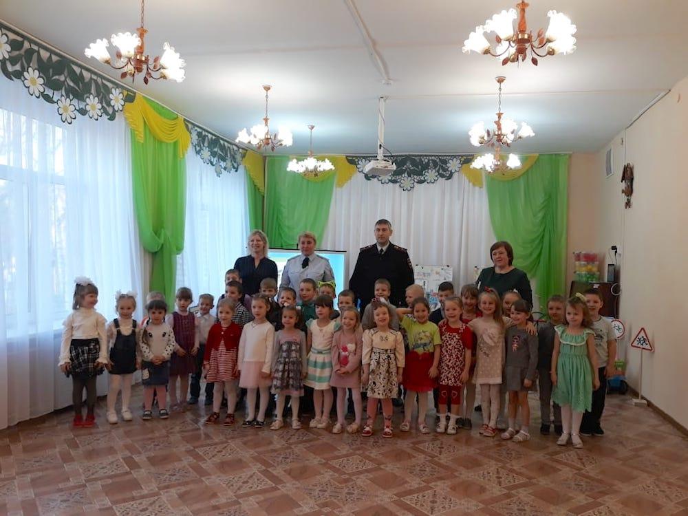 Школа веселого Светофорчика