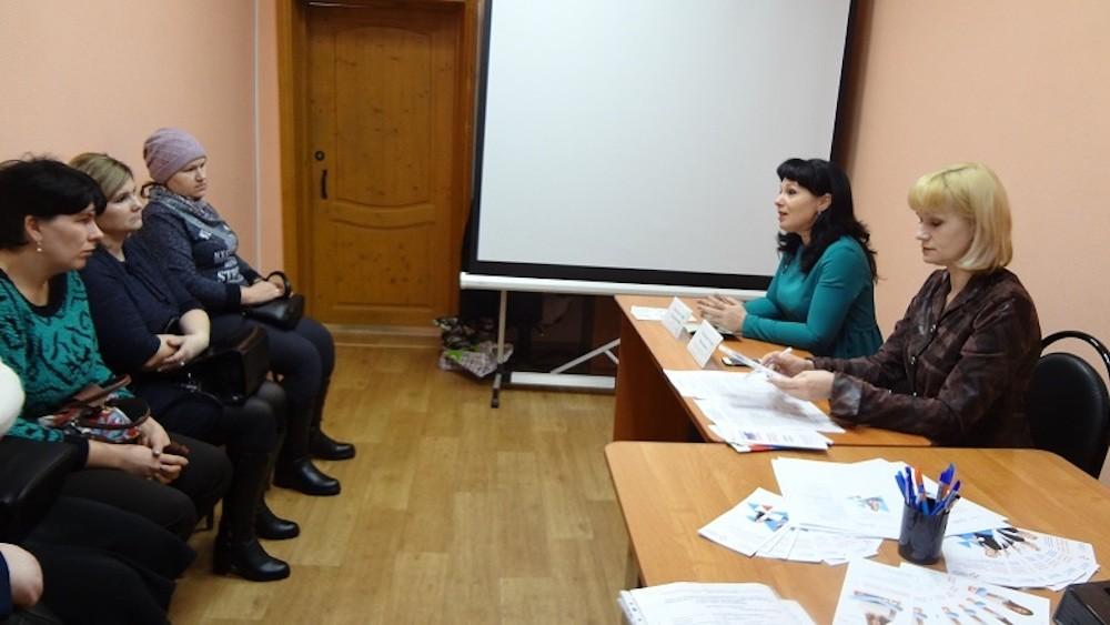 Коллективный офис «ЗанятостьМАМ» в Селивановском районе