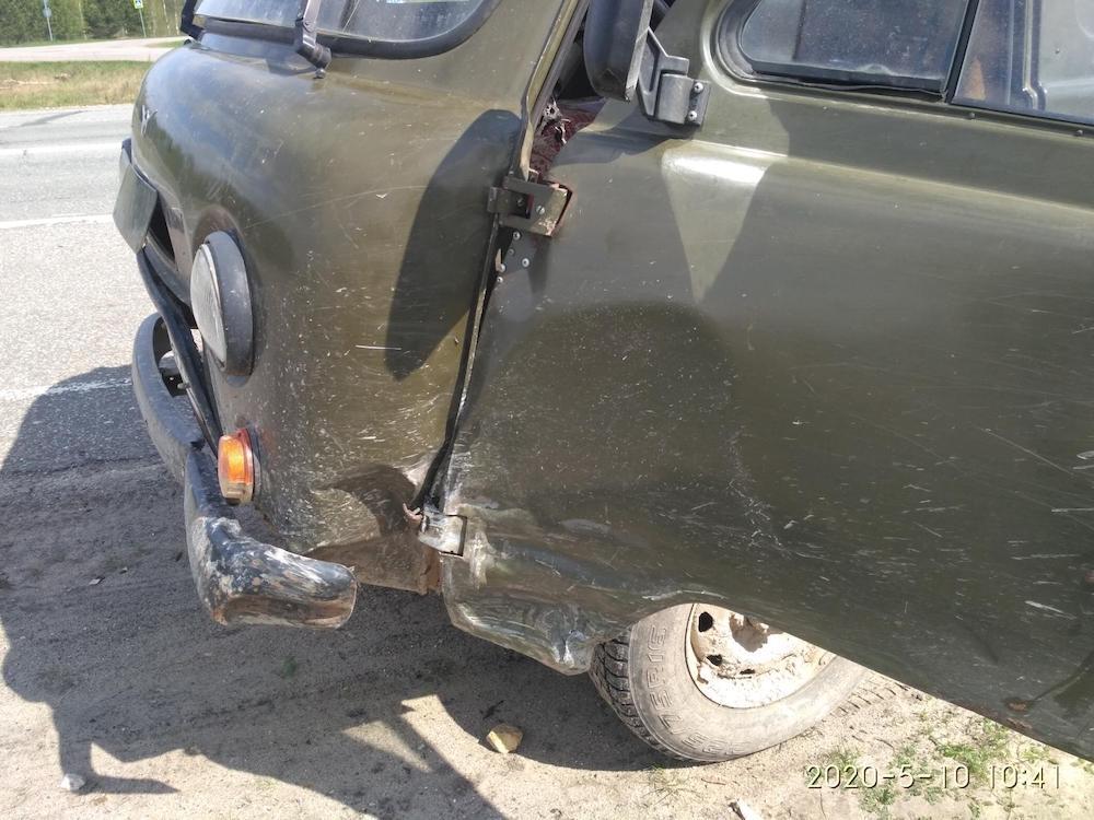 Аварии 10 и 11 мая в Селивановском районе