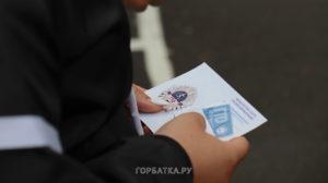 Селивановские ребята получили знаки ГТО