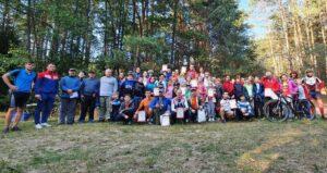 В Селивановском районе прошли соревнования покросс-кантри