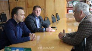 Депутат Государственной Думы РФ Игорь Игошин посетил Селивановский район