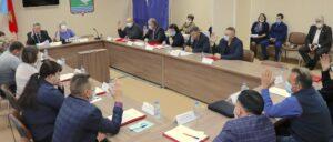 В Селивановском районе создана фракция партии «Единая Россия»