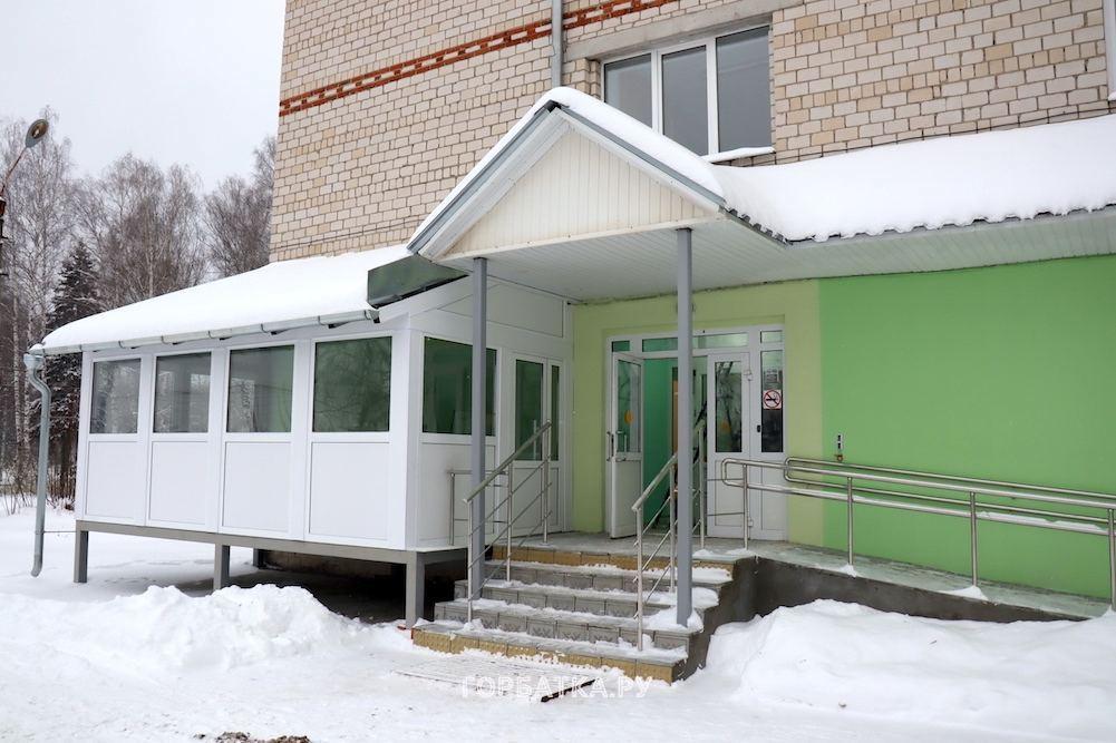 Обновлённое детское отделение Селивановской ЦРБ скоро откроется