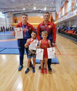 Селивановские борцы приняли участие в Межрегиональном турнире по греко-римской борьбе