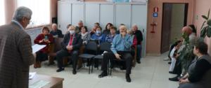 В Малышевской администрации провели встречу со старостами