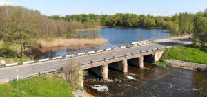 Планы по реконструкции плотины на реке Колпь начинают реализовываться
