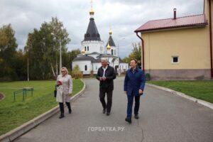 Рабочий визит депутата Госдумы Игоря Игошина в Селивановский район
