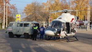 Вертолёт санитарной авиации