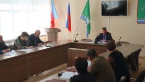 В Селивановской администрации провели заседание оперштаба по борьбе с коронавирусом